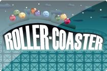 Roller Coaster - Bingo games tombola