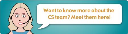 Meet the CS Team
