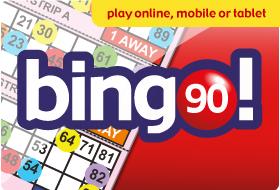 Bingo 90 Game