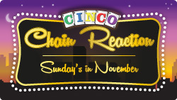 cinco chain reaction
